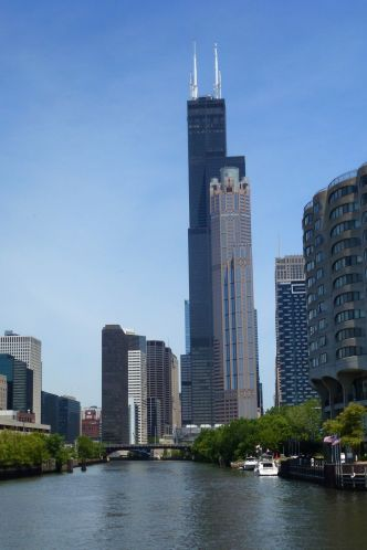 043-Willis Tower (Sears Tower)